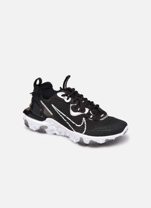 Deportivas Nike W Nike Nsw React Vision Ess Negro vista de detalle / par