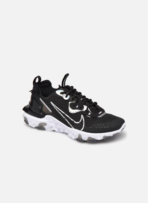 Baskets Nike W Nike Nsw React Vision Ess Noir vue détail/paire