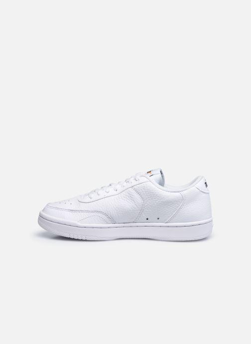 Sneaker Nike Wmns Nike Court Vintage Prm weiß ansicht von vorne