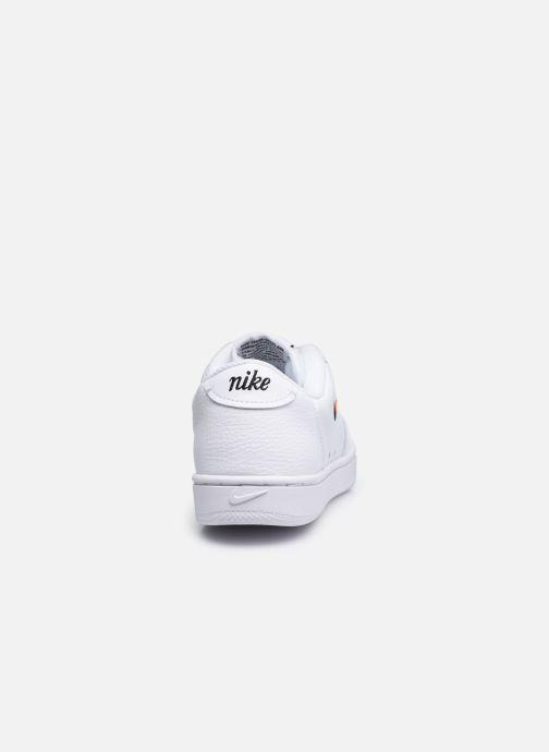 Sneaker Nike Wmns Nike Court Vintage Prm weiß ansicht von rechts