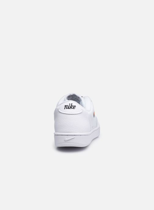 Sneakers Nike Wmns Nike Court Vintage Prm Bianco immagine destra