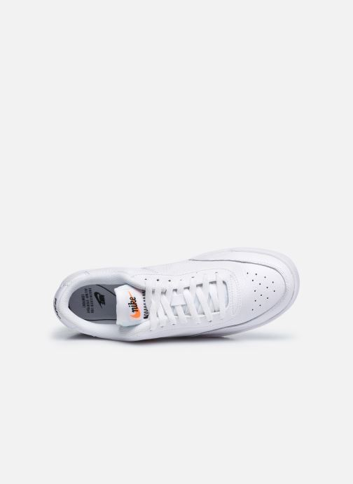 Sneakers Nike Wmns Nike Court Vintage Prm Bianco immagine sinistra