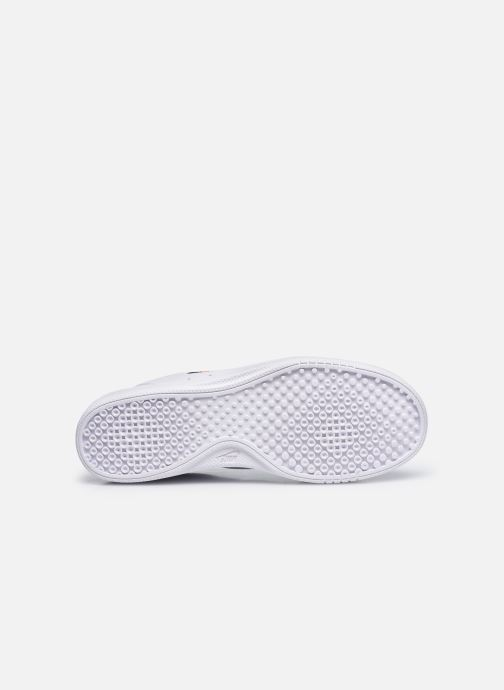 Sneakers Nike Wmns Nike Court Vintage Prm Bianco immagine dall'alto