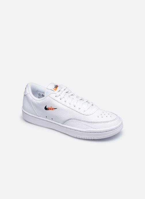 Baskets Nike Wmns Nike Court Vintage Prm Blanc vue détail/paire