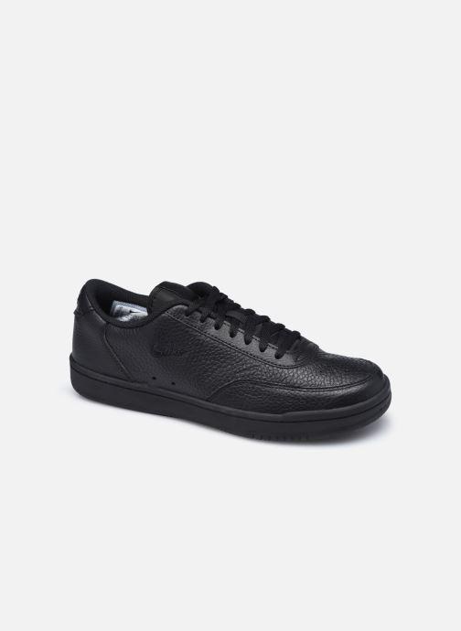 Baskets Nike Wmns Nike Court Vintage Prm Noir vue détail/paire