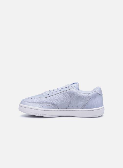 Baskets Nike Wmns Nike Court Vintage Prm Blanc vue face