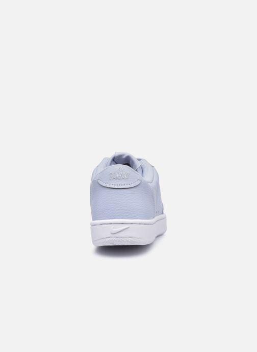 Sneakers Nike Wmns Nike Court Vintage Prm Bianco immagine destra