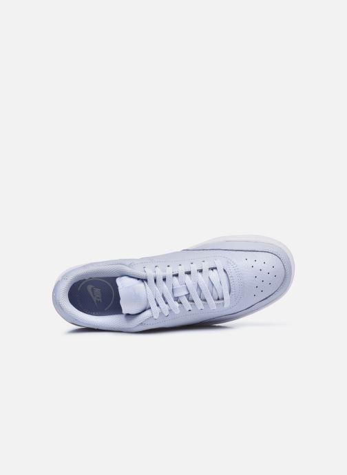 Baskets Nike Wmns Nike Court Vintage Prm Blanc vue gauche