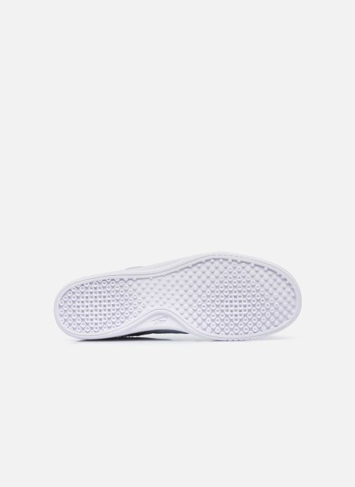 Sneakers Nike Wmns Nike Court Vintage Prm Bianco immagine dall'alto