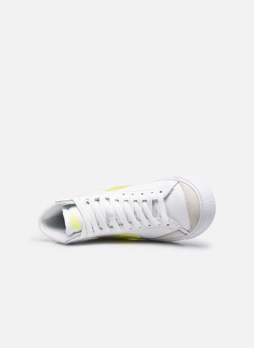 Baskets Nike Wmns Nike Blazer Mid '77 Blanc vue gauche