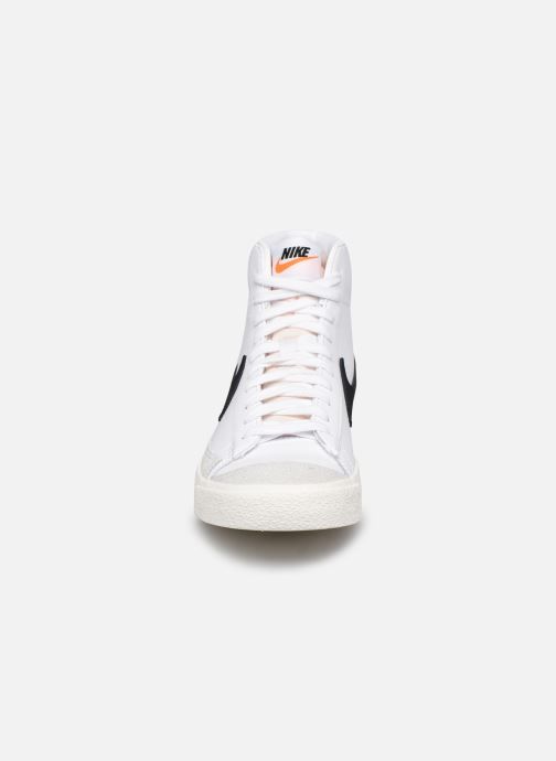 Sneaker Nike W Blazer Mid '77 weiß schuhe getragen