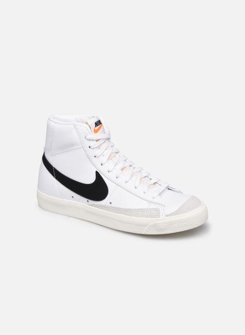 Sneaker Nike W Blazer Mid '77 weiß detaillierte ansicht/modell