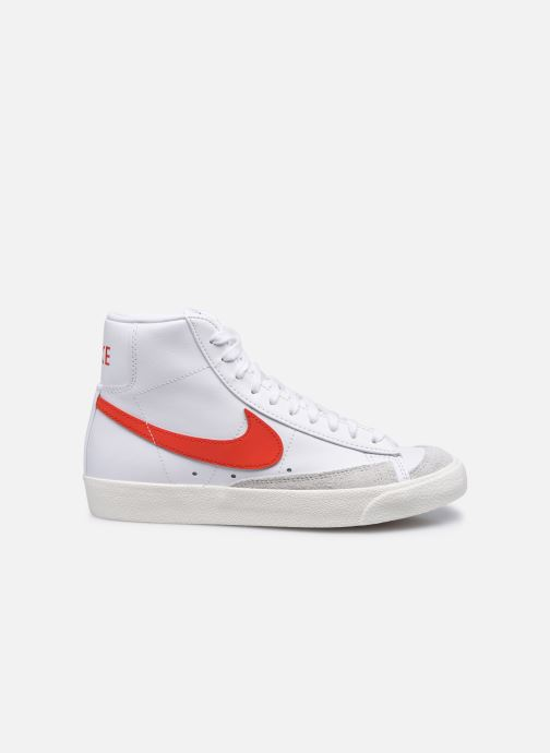 Deportivas Nike W Blazer Mid '77 Blanco vistra trasera