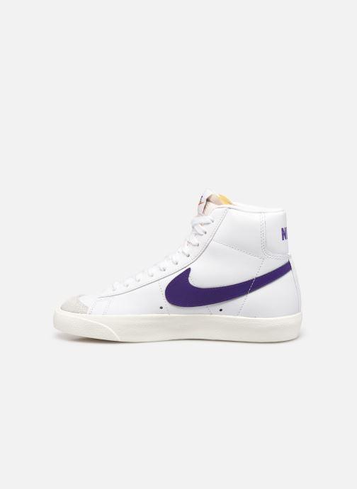 Baskets Nike W Blazer Mid '77 Blanc vue face