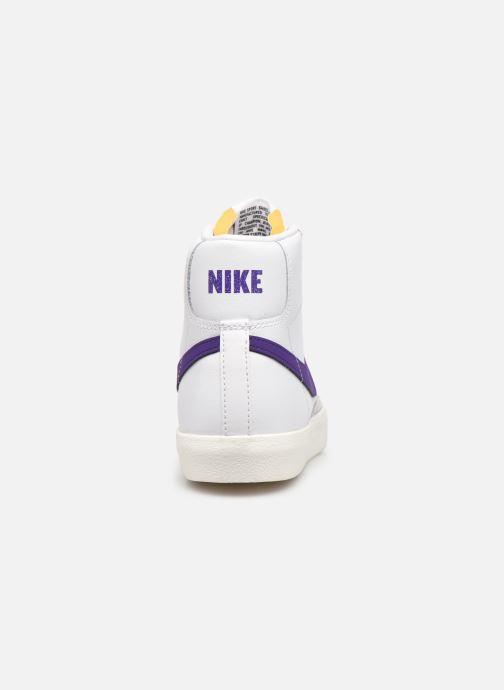 Baskets Nike W Blazer Mid '77 Blanc vue droite