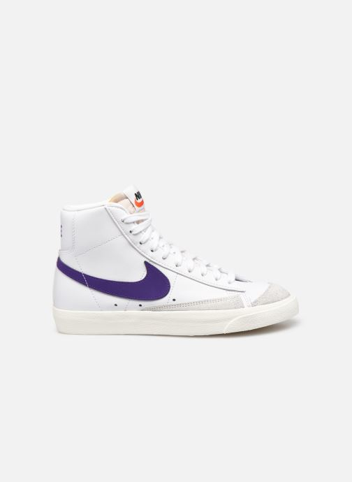 Baskets Nike W Blazer Mid '77 Blanc vue derrière