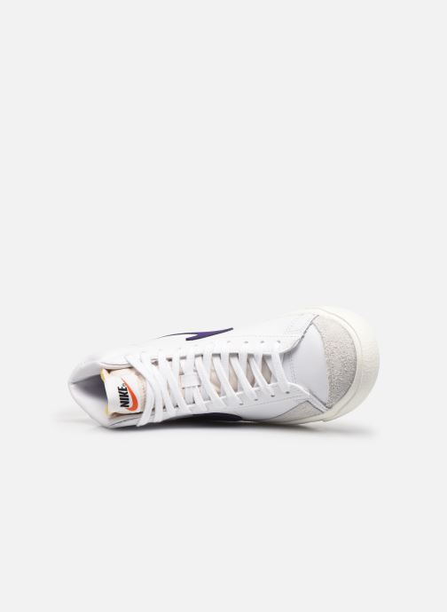 Baskets Nike W Blazer Mid '77 Blanc vue gauche