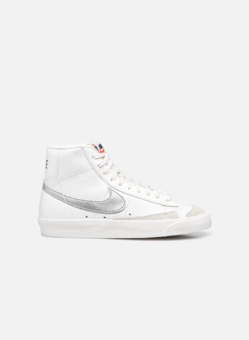 Sneaker Nike W Blazer Mid '77 weiß ansicht von hinten