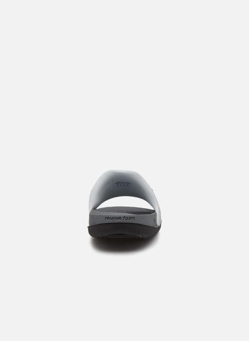 Sandales et nu-pieds Nike Nike Offcourt Slide Gris vue droite