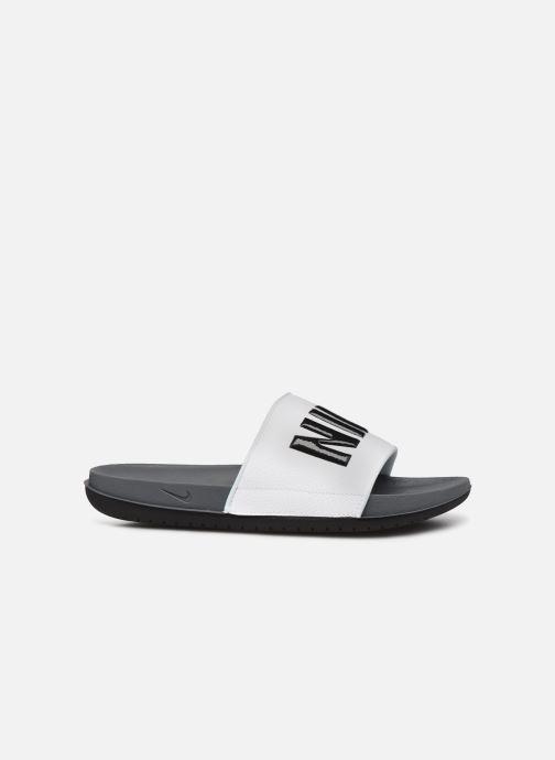 Sandales et nu-pieds Nike Nike Offcourt Slide Gris vue derrière