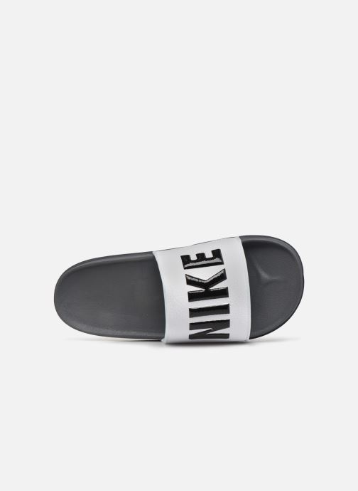 Sandales et nu-pieds Nike Nike Offcourt Slide Gris vue gauche