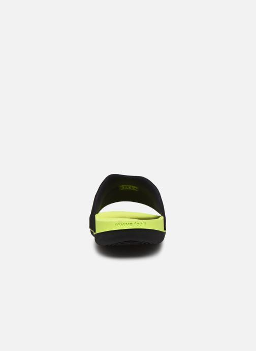 Sandali e scarpe aperte Nike Nike Offcourt Slide Giallo immagine destra