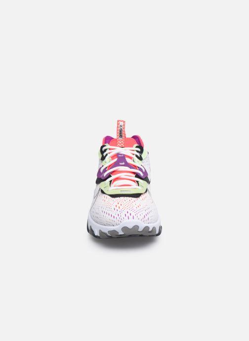 Baskets Nike Nike React Vision Blanc vue portées chaussures