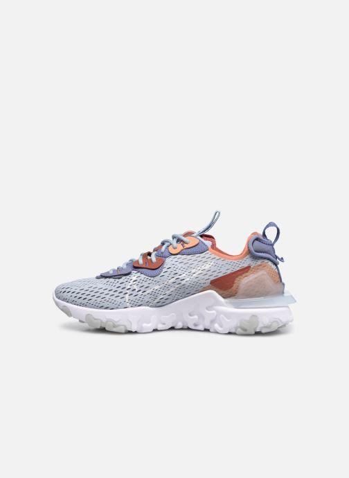 Sneaker Nike Nike React Vision blau ansicht von vorne