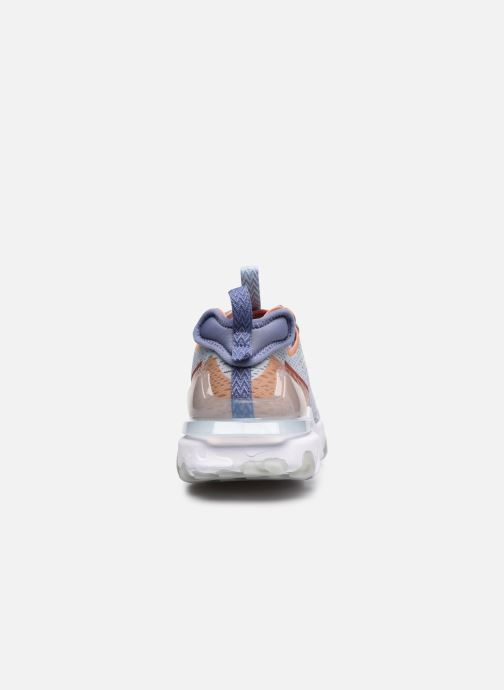 Sneaker Nike Nike React Vision blau ansicht von rechts