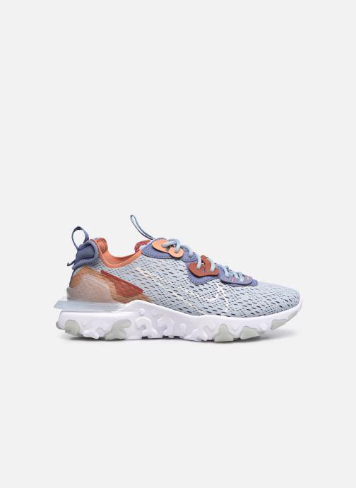 Sneaker Nike Nike React Vision blau ansicht von hinten