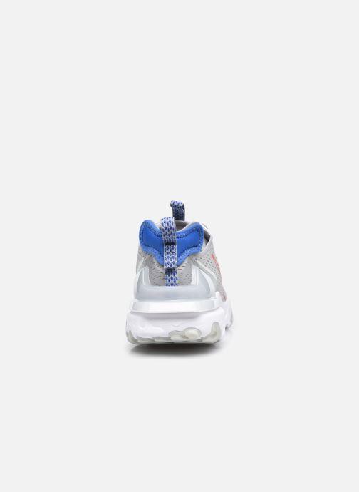 Sneaker Nike Nike React Vision grau ansicht von rechts