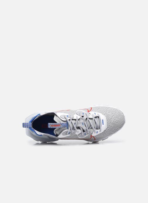 Sneaker Nike Nike React Vision grau ansicht von links