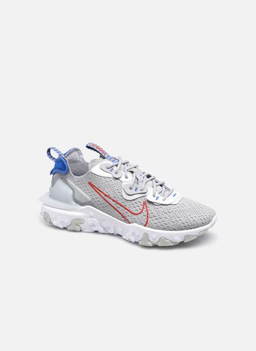 Sneaker Nike Nike React Vision grau detaillierte ansicht/modell