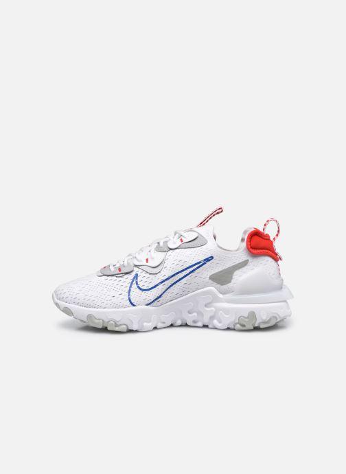Sneaker Nike Nike React Vision weiß ansicht von vorne