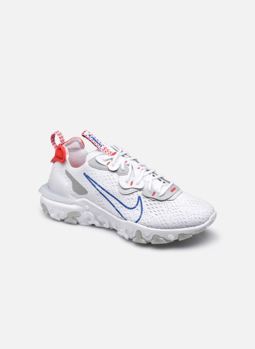 Sneaker Nike Nike React Vision weiß detaillierte ansicht/modell