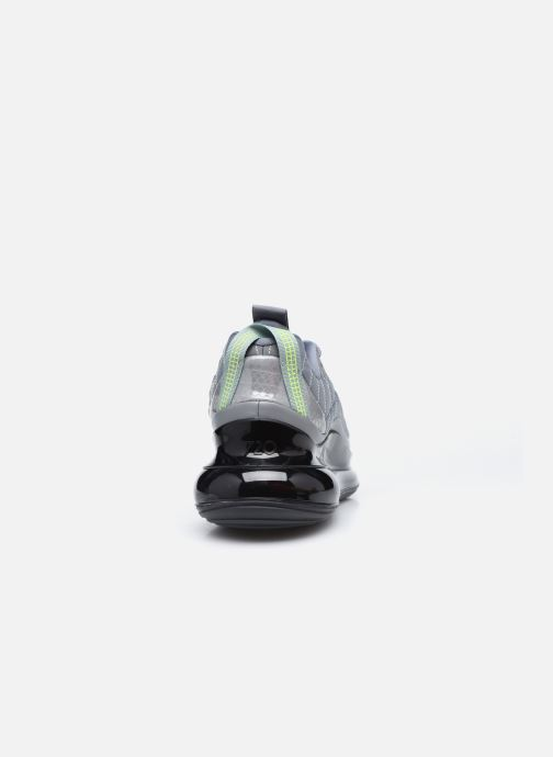Sneaker Nike Nike Mx-720-818 grau ansicht von rechts