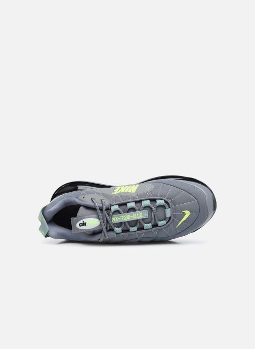 Sneaker Nike Nike Mx-720-818 grau ansicht von links