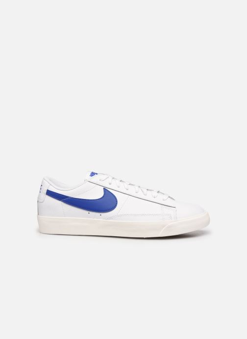 Sneakers Nike Blazer Low Leather Bianco immagine posteriore