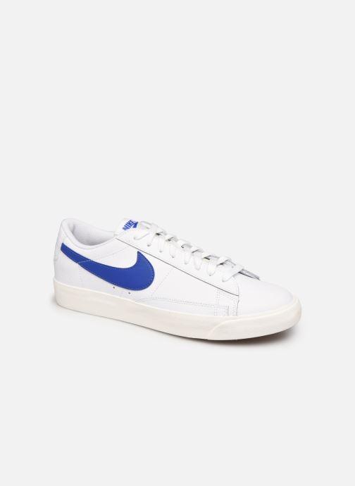 Sneakers Nike Blazer Low Leather Bianco vedi dettaglio/paio