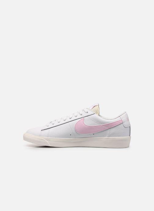 Sneakers Nike Blazer Low Leather Wit voorkant