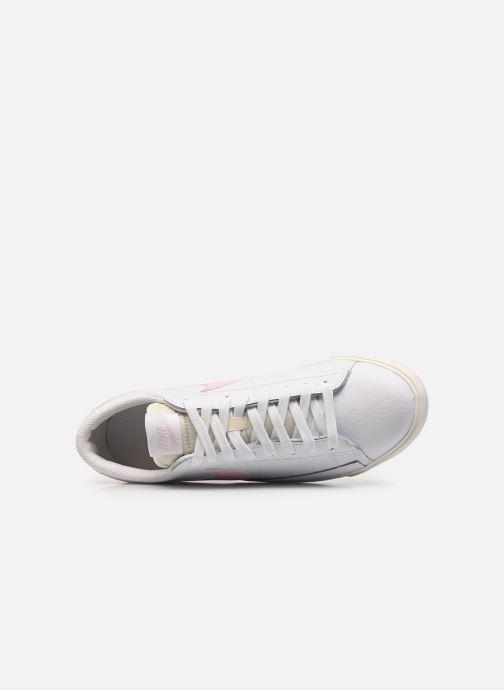 Sneakers Nike Blazer Low Leather Wit links