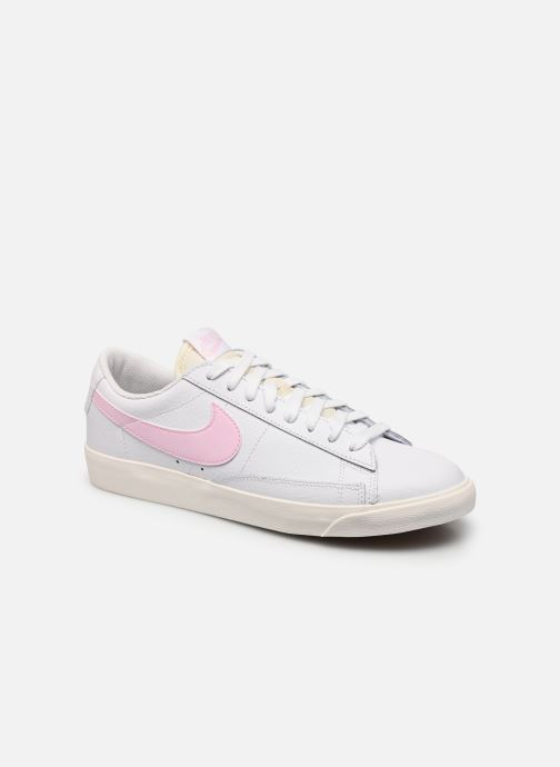 Sneakers Nike Blazer Low Leather Wit detail