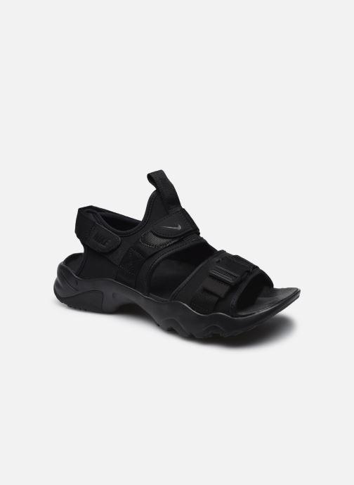 Sandales et nu-pieds Nike Nike Canyon Sandal Noir vue détail/paire