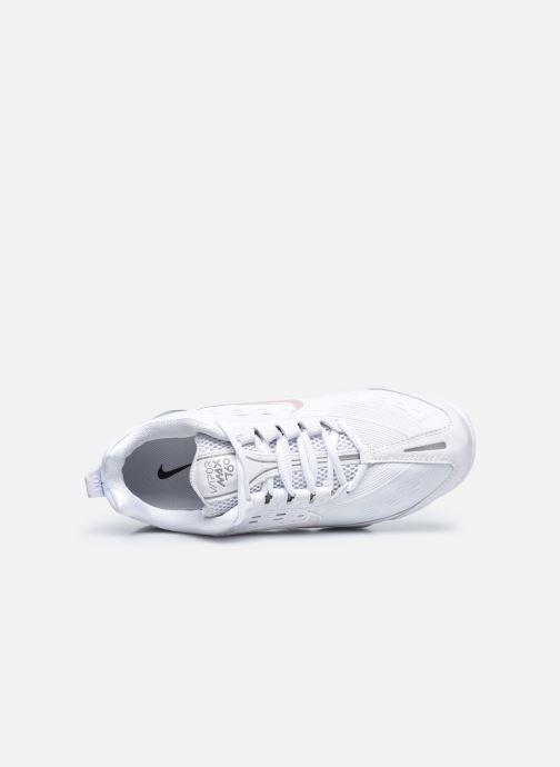 Sneaker Nike Nike Air Vapormax 360 weiß ansicht von links