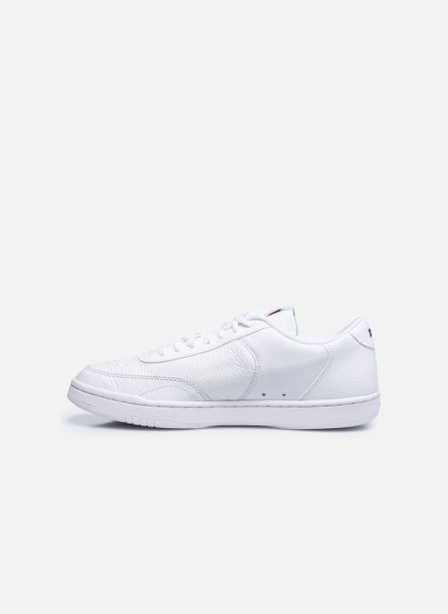 Sneaker Nike Nike Court Vintage Prem weiß ansicht von vorne
