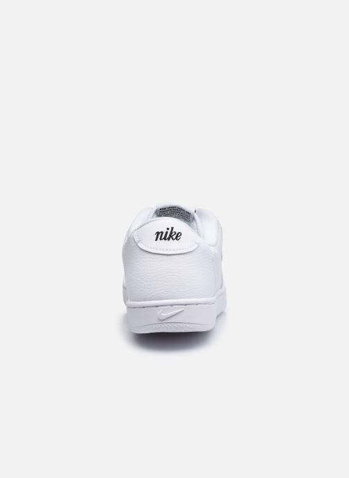 Sneaker Nike Nike Court Vintage Prem weiß ansicht von rechts