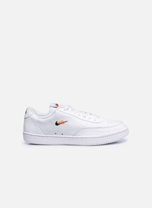 Baskets Nike Nike Court Vintage Prem Blanc vue derrière