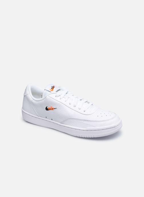 Sneaker Nike Nike Court Vintage Prem weiß detaillierte ansicht/modell