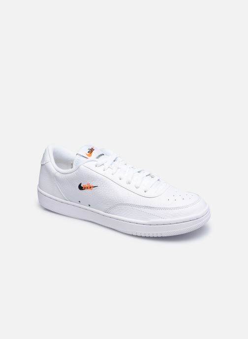 Baskets Nike Nike Court Vintage Prem Blanc vue détail/paire