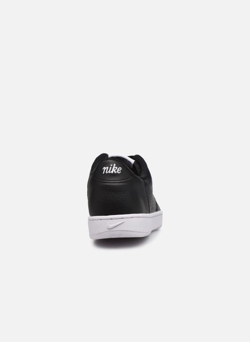 Sneakers Nike Nike Court Vintage Prem Nero immagine destra